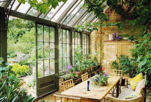 стилове за зимни градини