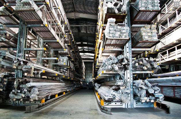 Виал Комфорт предлага алуминиевите профили на ALTEST