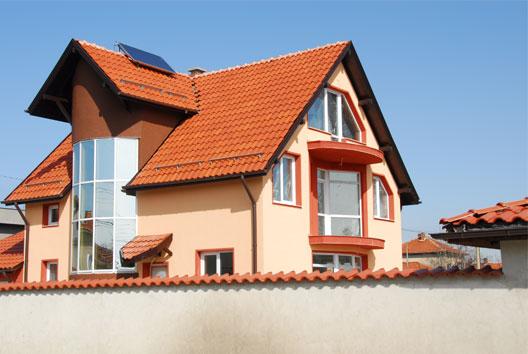 PVC профил на прозорците
