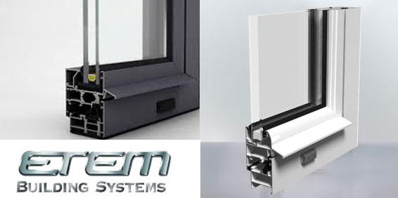 алуминиевите системи ЕТЕМ