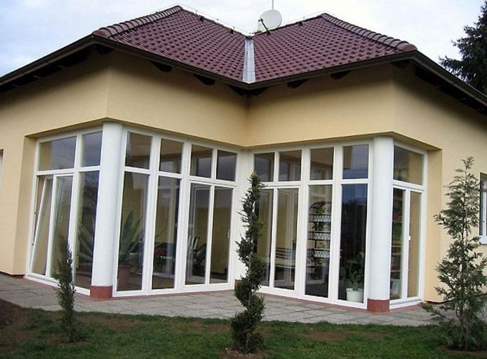 PVC дограма за къща