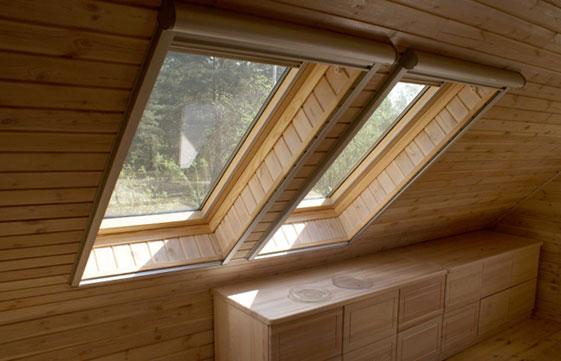 прозорци за таван